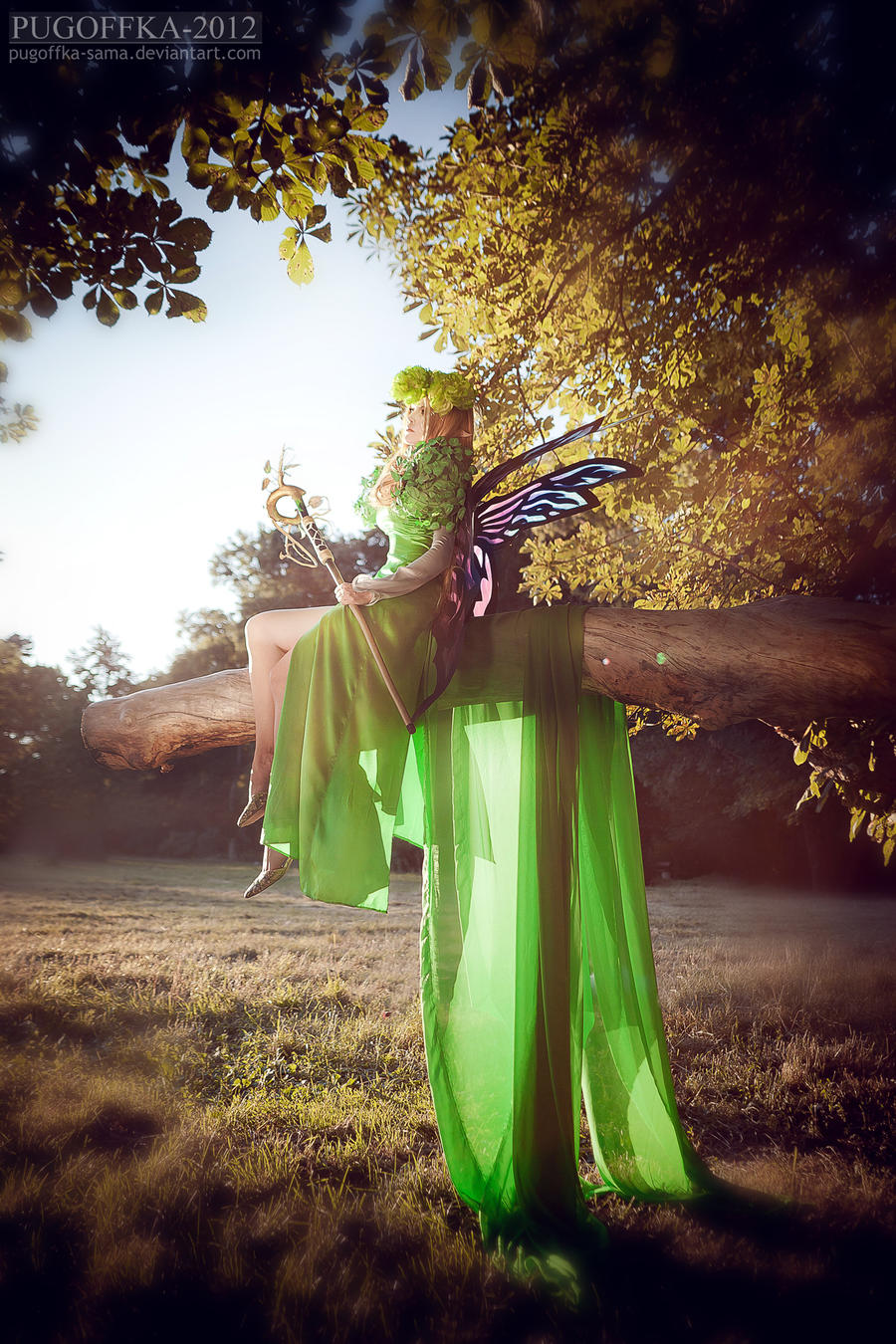 Odin Sphere-Queen Elfaria by Pugoffka-sama