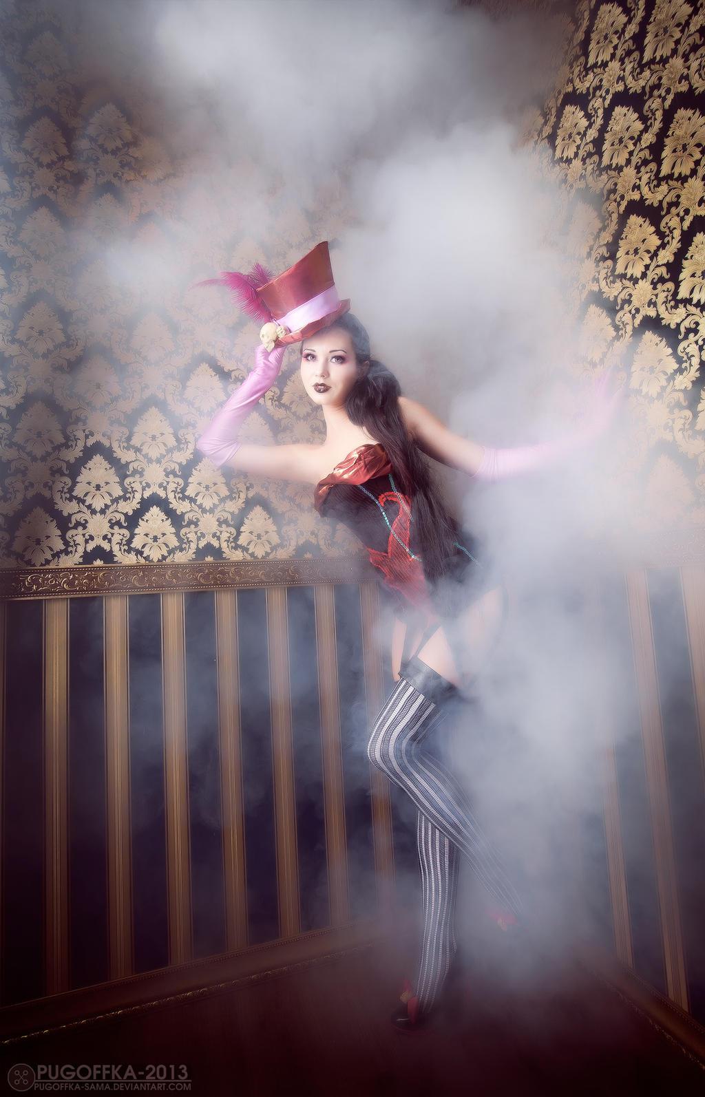 Marvel - Lady Satana - Women of Marvel by Pugoffka-sama