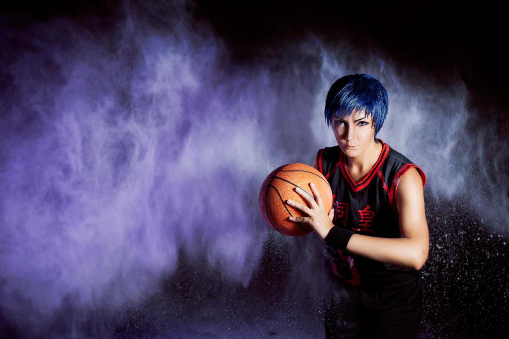 Aomine Daiki - Kuroko's Basketball by Pugoffka-sama