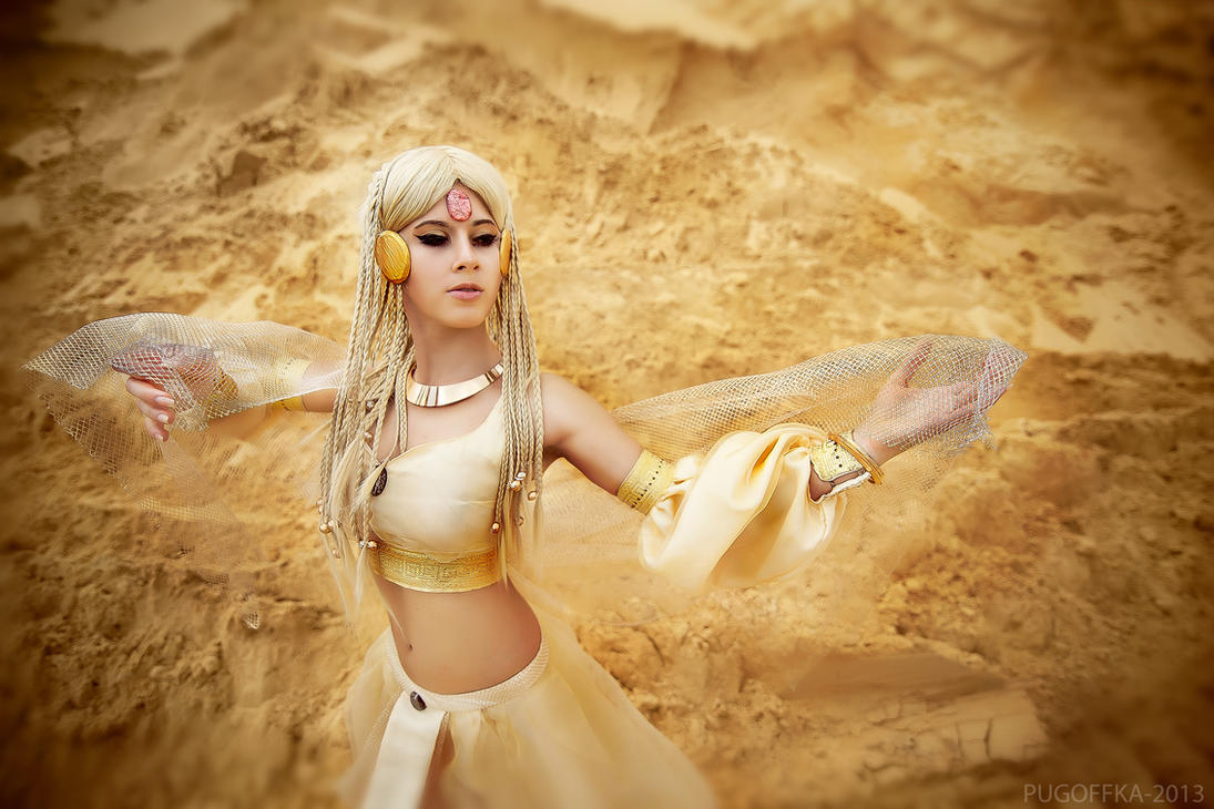 The Sand - Cardcaptor Sakura by Pugoffka-sama
