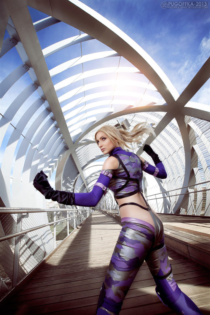 Nina Williams - TEKKEN by Pugoffka-sama