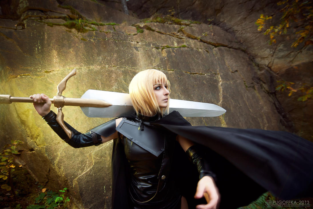 Claymore by Pugoffka-sama