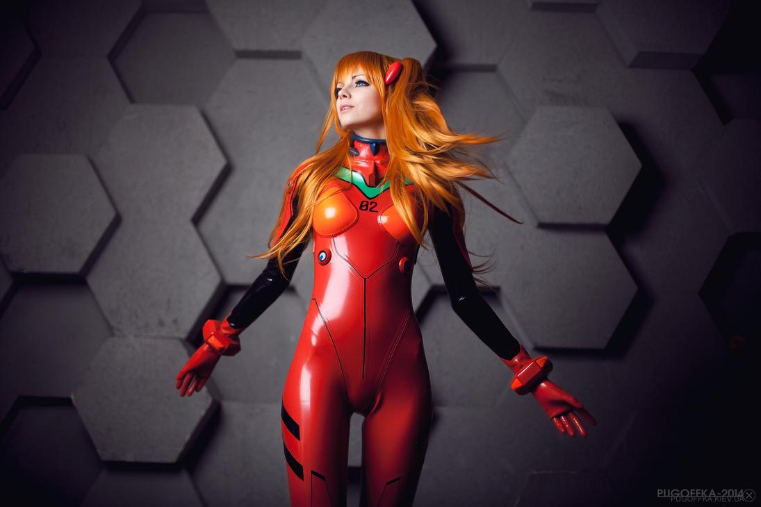 Asuka Langley Soryu - Neon Genesis Evangelion by Pugoffka-sama