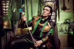 Loki of Asgard