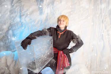 Frozen - Kristoff by Pugoffka-sama