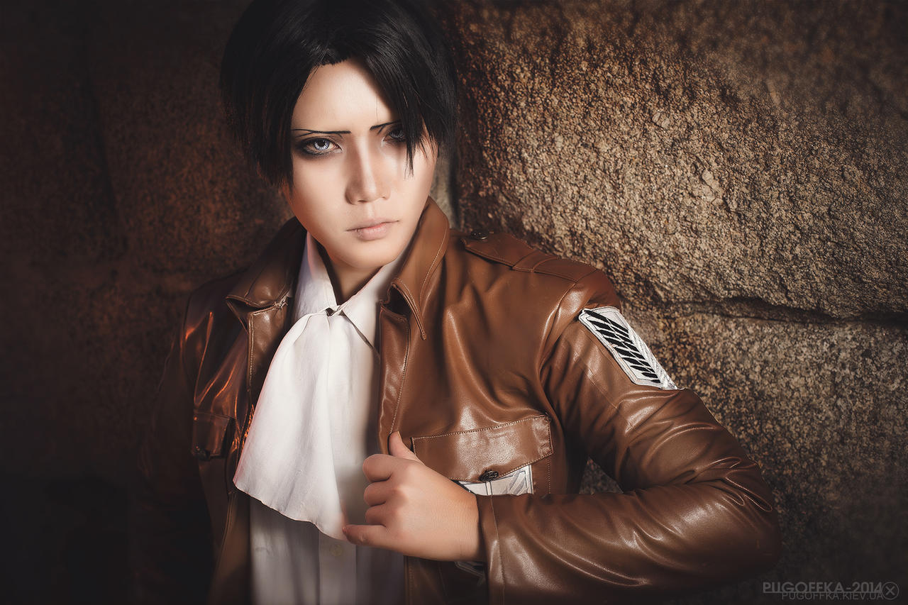Hervorragend Shingeki no Kyojin - Levi Ackerman by Pugoffka-sama on DeviantArt UY93