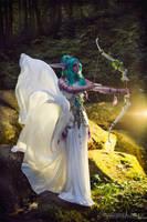 World of Warcraft - Tirande by Pugoffka-sama