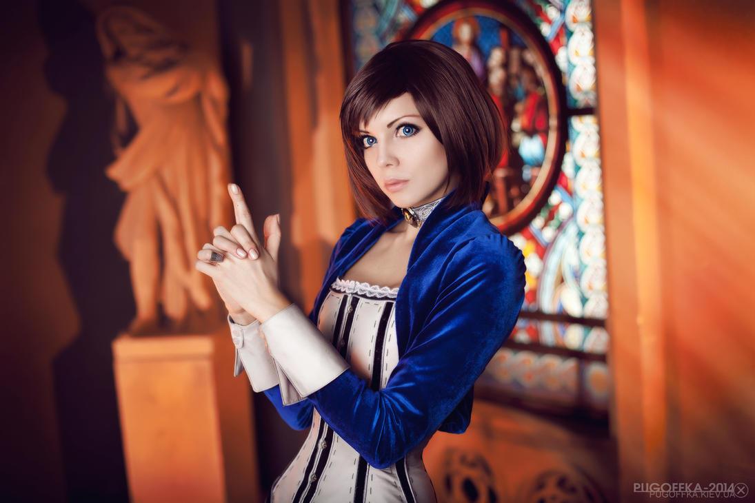 Elizabeth Bioshock by Pugoffka-sama