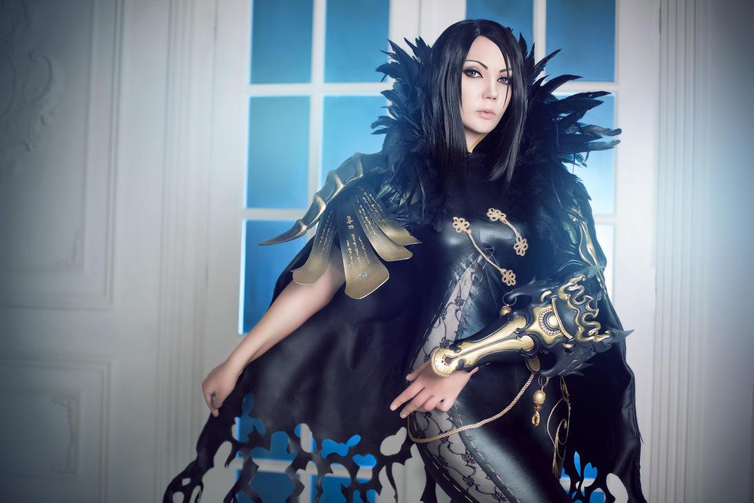 Jin - Blade and Soul by Pugoffka-sama