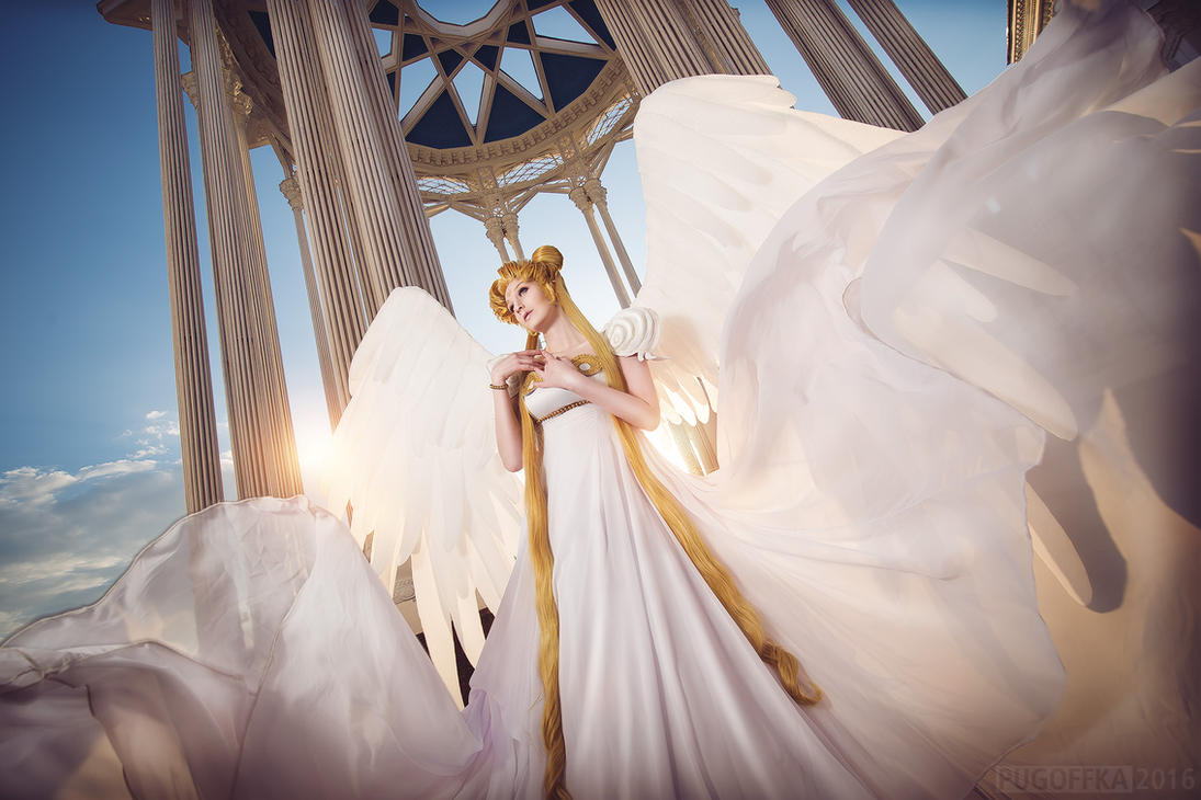 Princess Serenity by Pugoffka-sama on DeviantArt