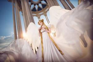 Princess Serenity by Pugoffka-sama