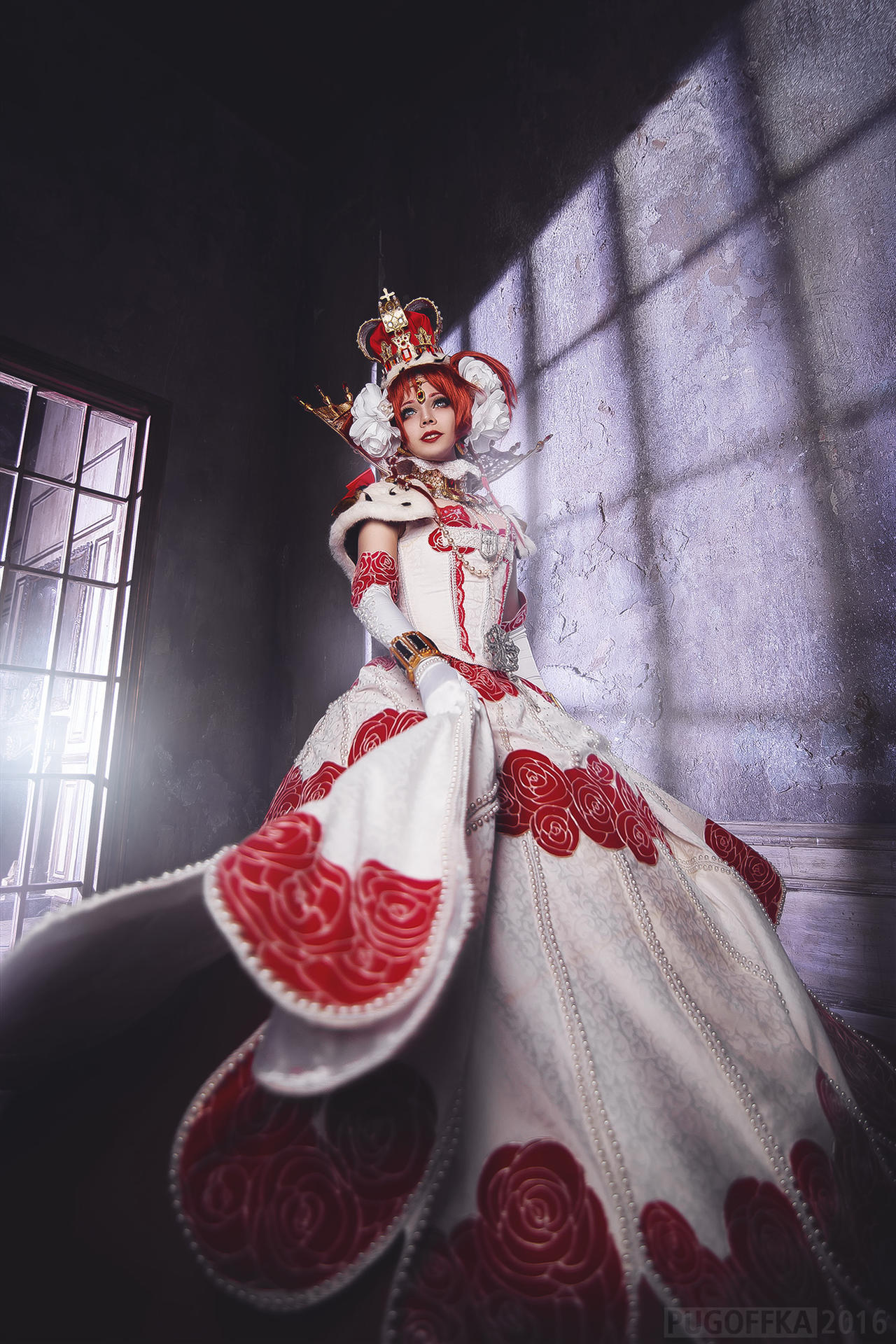 Trinity Blood - Esther Blanchett by Pugoffka-sama