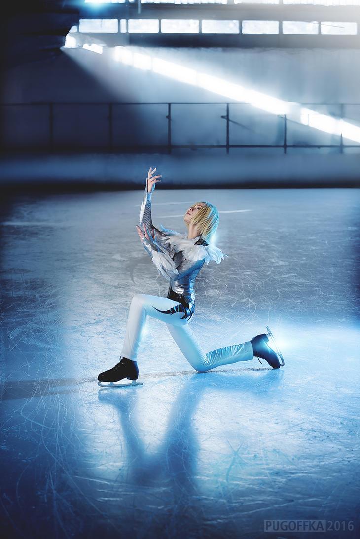Yuri on ice by Pugoffka-sama