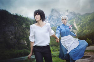 Howl's Moving Castle by Pugoffka-sama