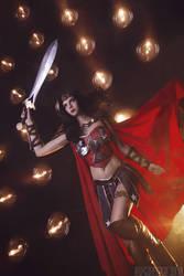 Wonderwoman by Pugoffka-sama