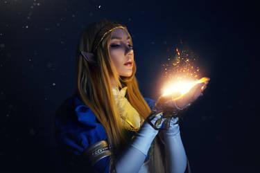 Zelda by Pugoffka-sama