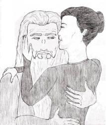 Albus and Minerva on AlbusMinervaLovers - DeviantArt