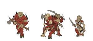 Dragonborn Descendants