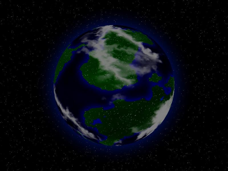 Planet Oxyzenus by Noguy