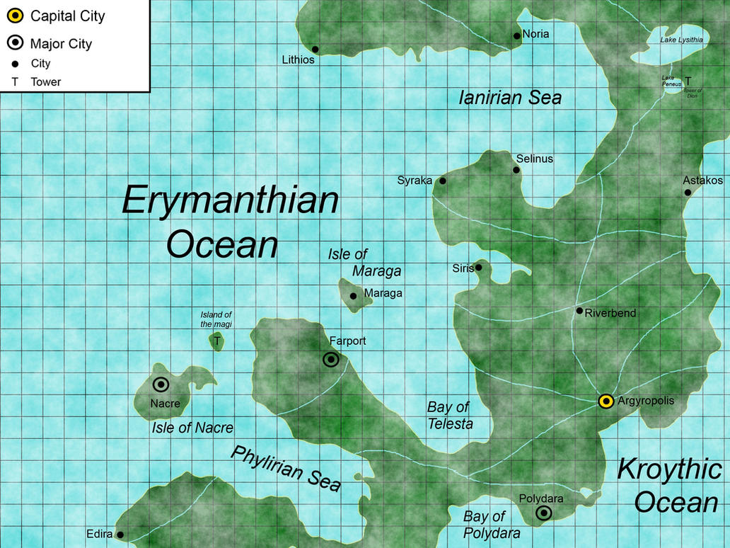 Realm of Ephorus by Aristodes