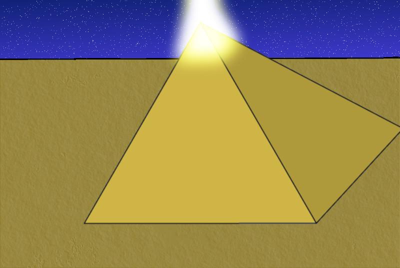 Pyramid Of Light
