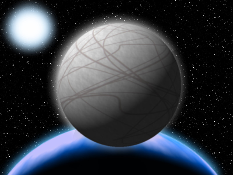 Cold Planet by Aristodes