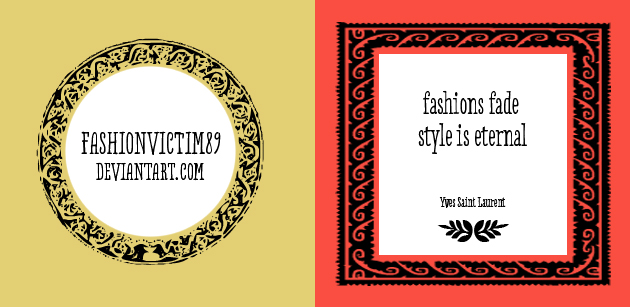 Fashions Fade Style Is Eternal By Fashionvictim89 On