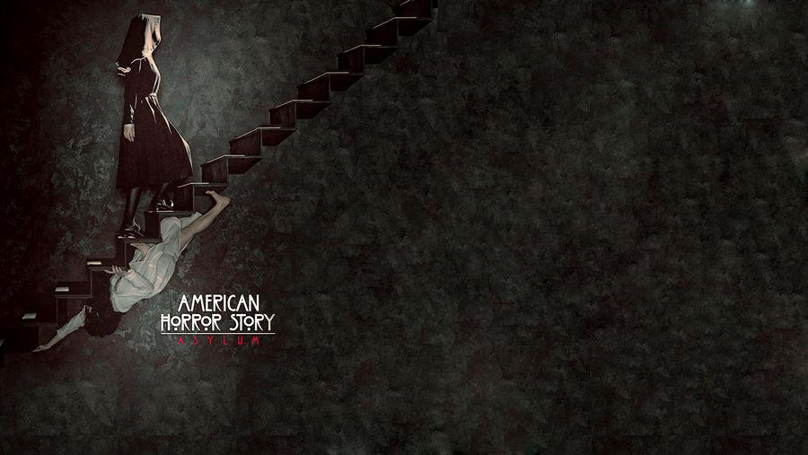 American Horror Story ASYLUM wallpaper 1 by FashionVictim89 ...