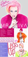 Jeffree Star - Mr. Diva [Single] Booklet
