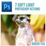 7 Soft Light Photoshop Actions