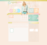 Degrassi - WP Theme -BARBIE