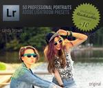 50 Professional Portraits Lightroom Presets