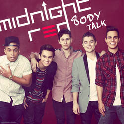 Midnight Red - Body Talk COVER