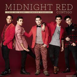 Midnight Red - Contigo COVER by FashionVictim89