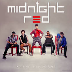 Midnight Red - Where Did U Go? COVER