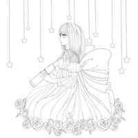 Lineart by Rin54321