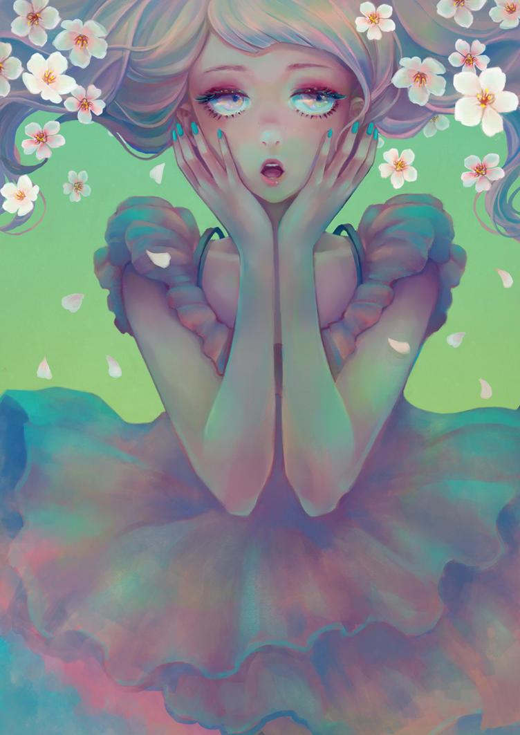 SAKURA by Rin54321