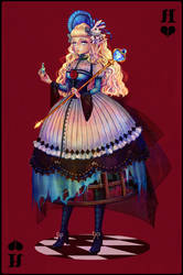 New Queen - Alice by Rin54321