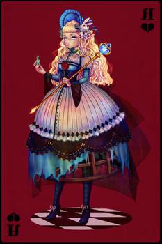 New Queen - Alice