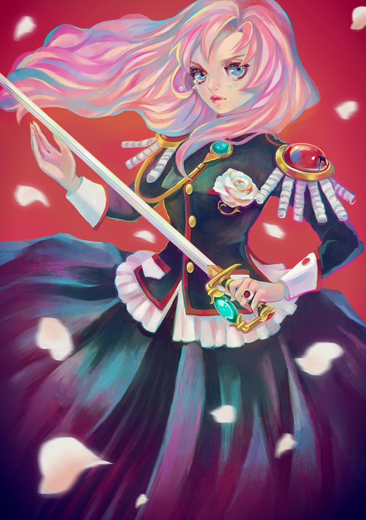 Utena by Rin54321