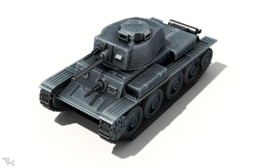 Pz38t by tk3d