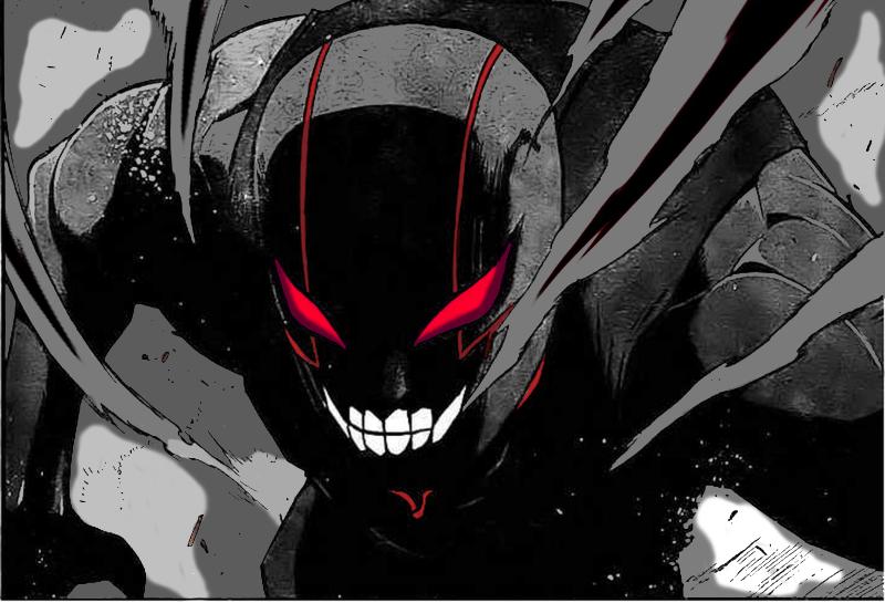 Greed`s Ultimate Armor Manga Colored by cojocea2010