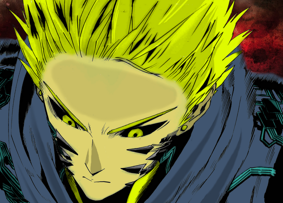 One Punch Man by cojocea2010