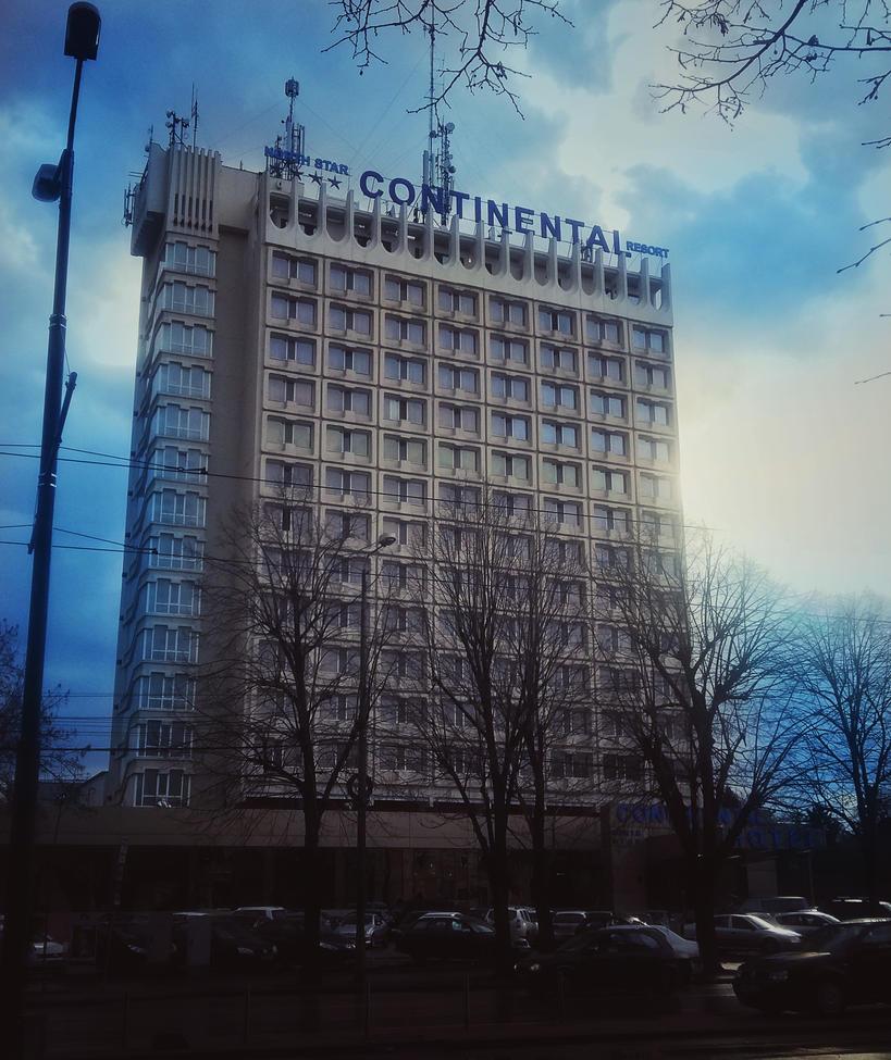 Continental Hotel Timisoara by cojocea2010