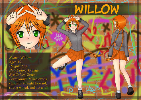 Willow ref