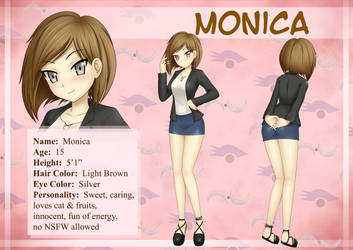 Monica by Tallon90