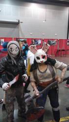 Legion cosplay
