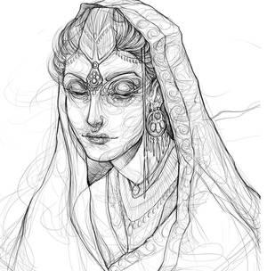 Sketch fragment 02