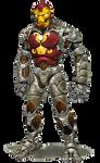 ironman warforged