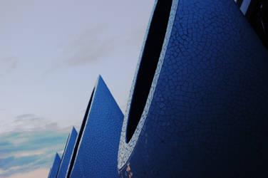 Chimeneas de azulejo by 2Mar2